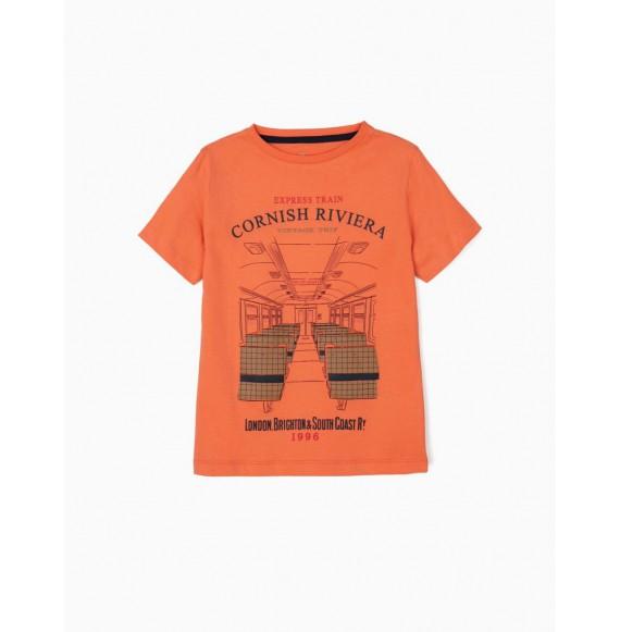 Camiseta Manga Corta ZIPPY