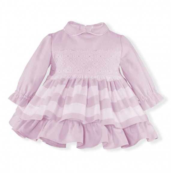 Vestido Bebé niña Miranda 0030 V
