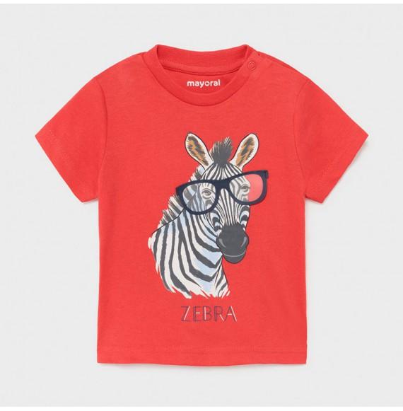 Camiseta PLAY WITH bebé niño Mayoral 1001